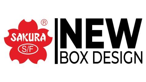 THE NEW SAKURA DESIGN